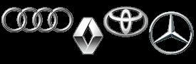 Cars Logo Marcas y modelos