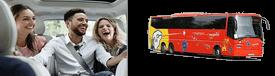 Shuttle Bus desde 3 EUR