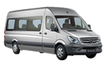 réserver un minibus pour un groupe